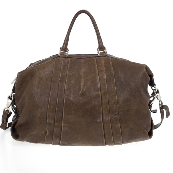 Dolce and Gabbana Miss Urbanette Dome Satchel