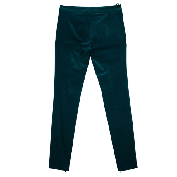 Gucci Velvet Horsebit Pants S