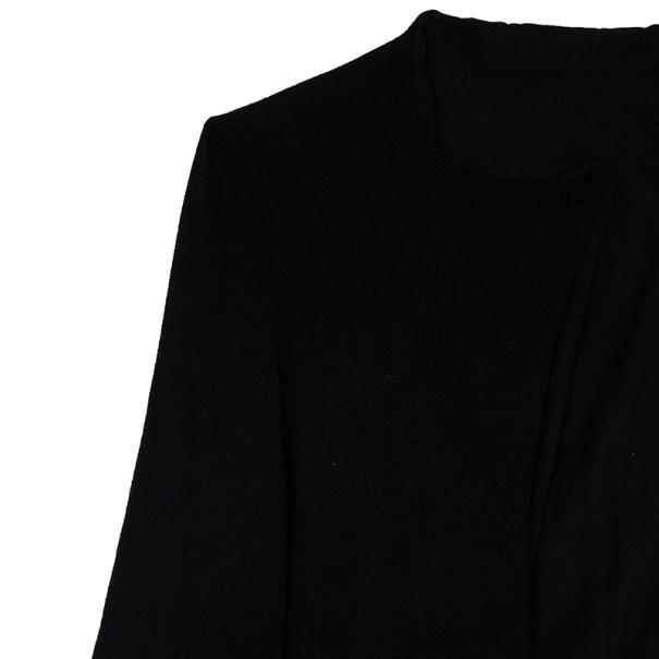 Bottega Veneta Silk and Cashmere Cardigan S