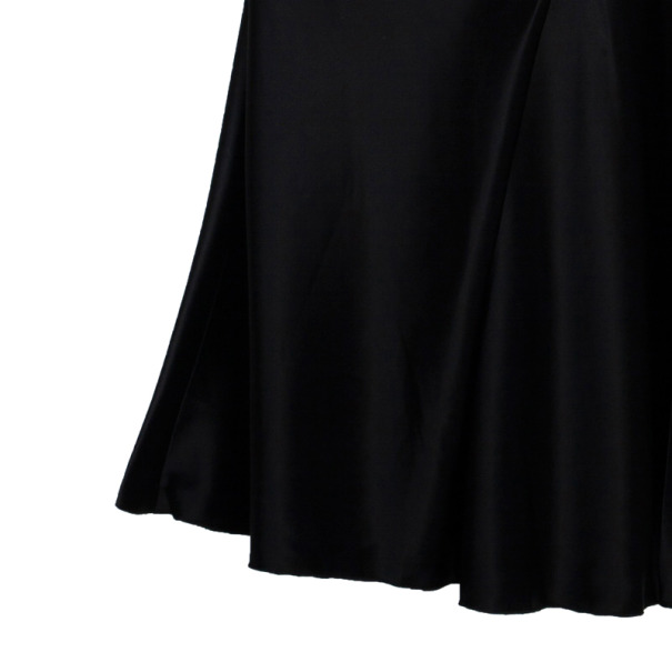 Prada Silk Pleated Dress L