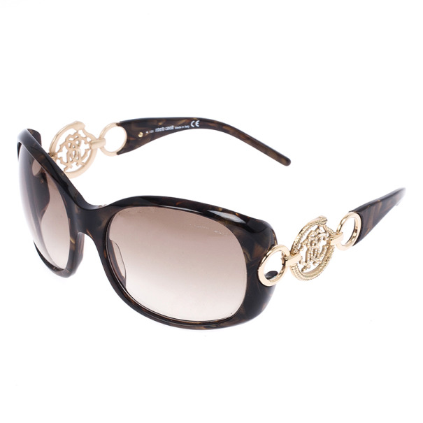 Roberto Cavalli Brown Rubino Womens Sunglasses