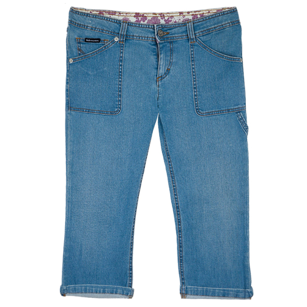 D and G Crop 3/4 Denim Jeans M