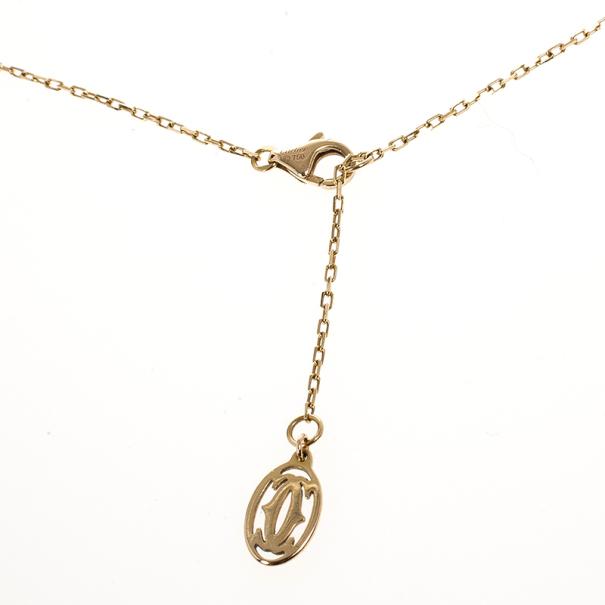 Cartier Diamants Légers De Cartier Necklace
