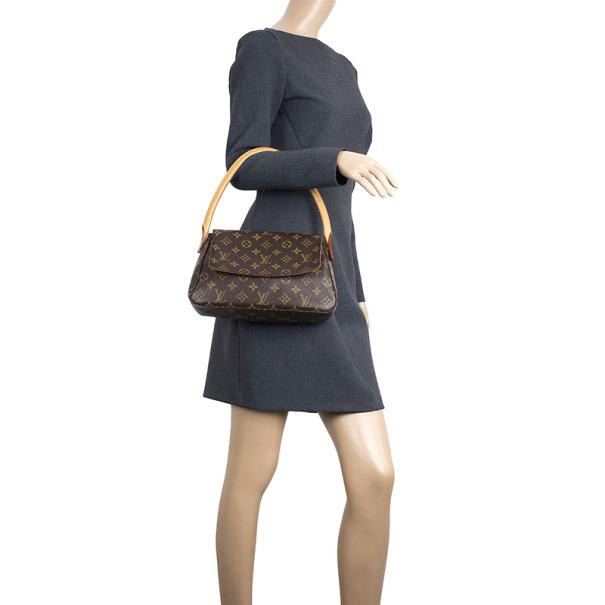 Louis Vuitton Monogram Looping Bag PM