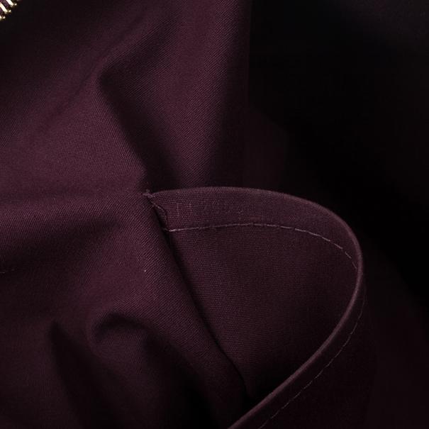 Louis Vuitton Vernis Bellevue GM Tote