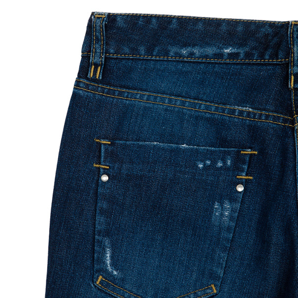 Dolce and Gabbana Denim Blue Jeans M