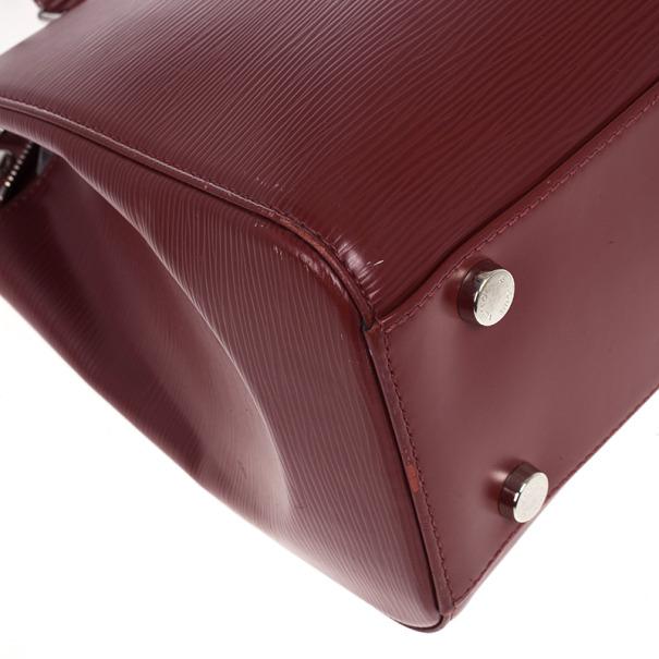 Louis Vuitton Rubis Epi Brea MM