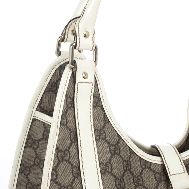 Gucci Monogram Medium Joy Shoulder Bag
