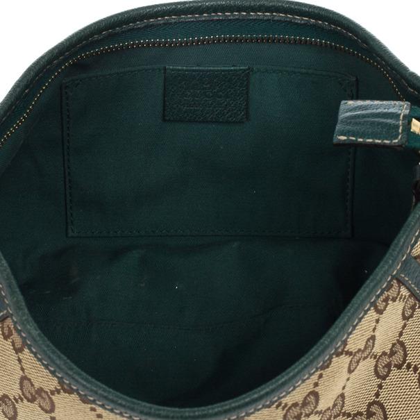 Gucci GG Canvas Small Abbey Shoulder Bag