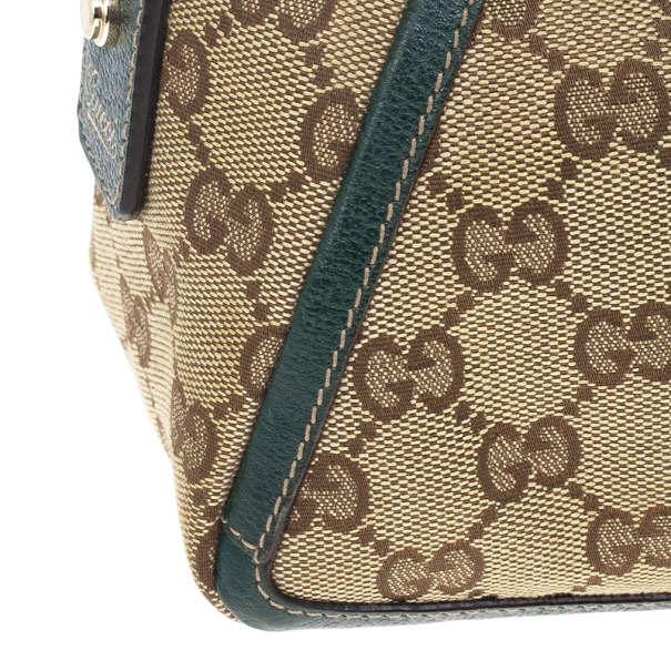 Gucci GG Canvas Small Abbey Shoulder Bag