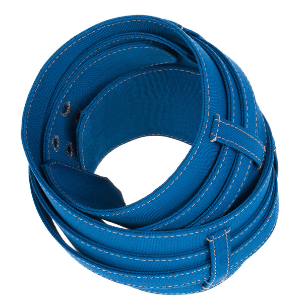 Stella McCartney Blue Waist Belt 80 CM