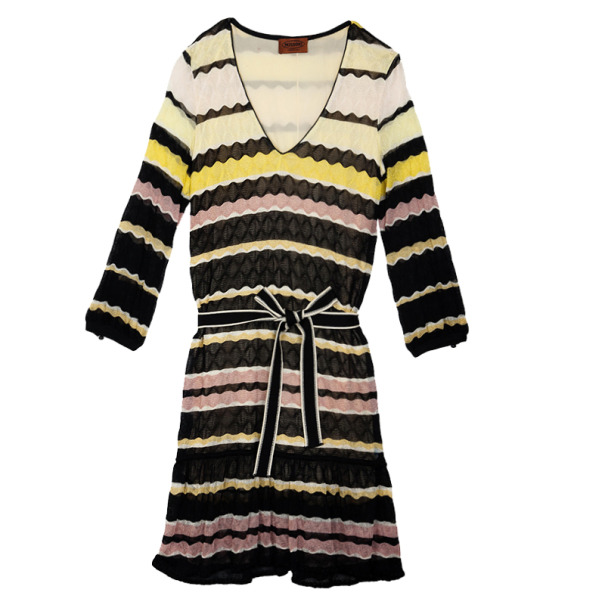 Missoni Striped Knit Dress S