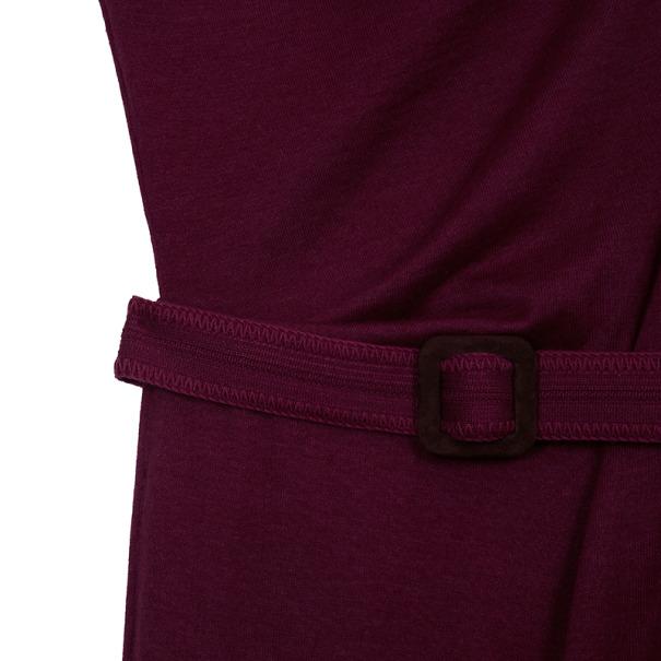Missoni Cashmere Draped Neck Dress S