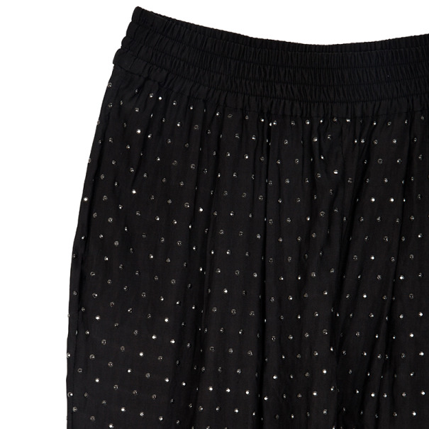 Stella McCartney Studded Harem Pants S