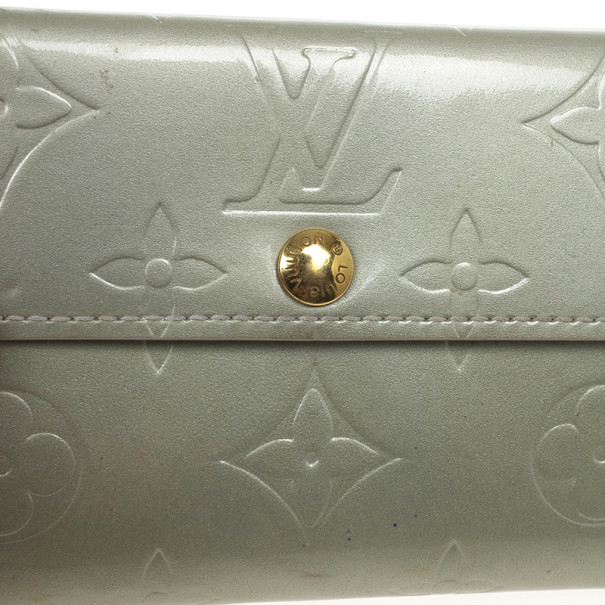 Louis Vuitton Monogram Vernis Ludlow Wallet