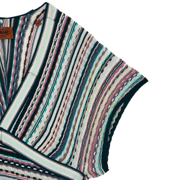 Missoni Knit Kaftan Top M
