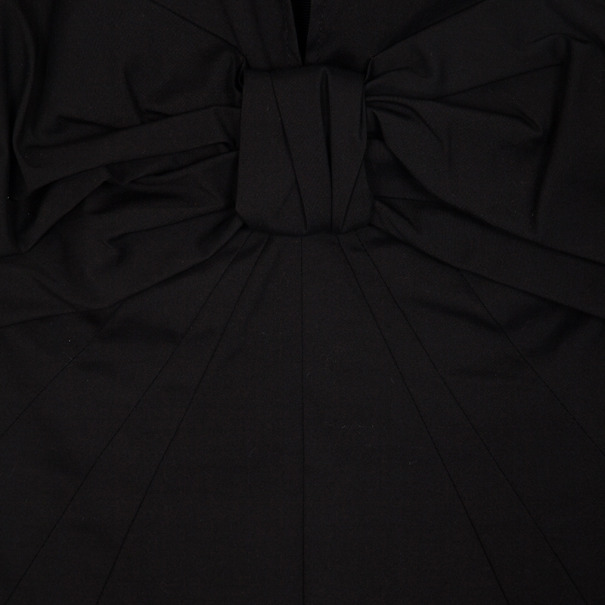 Prada Cotton Bow Top S
