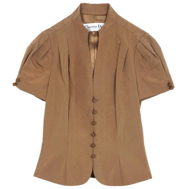 Dior Short Sleeve Jacket M