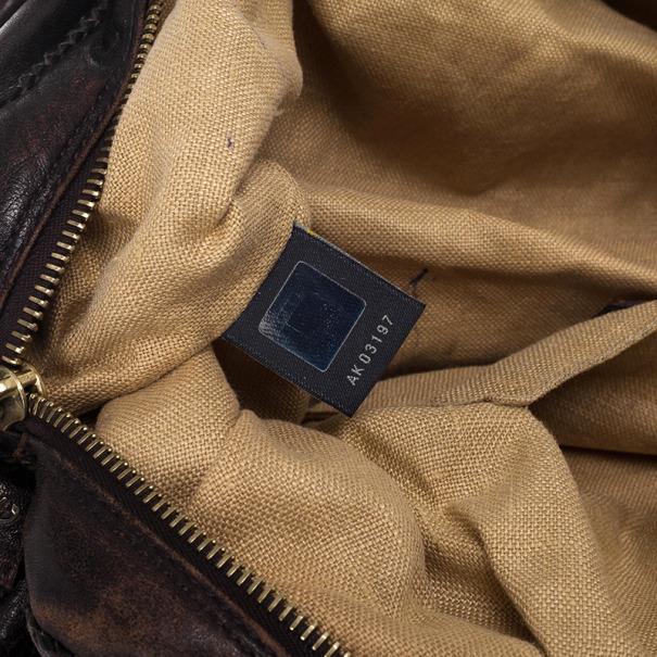 Fendi Zucca Mini Spy Bag