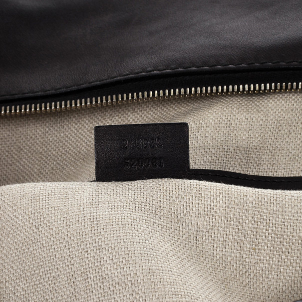 Gucci Leather Braided  Limited Edition Tote