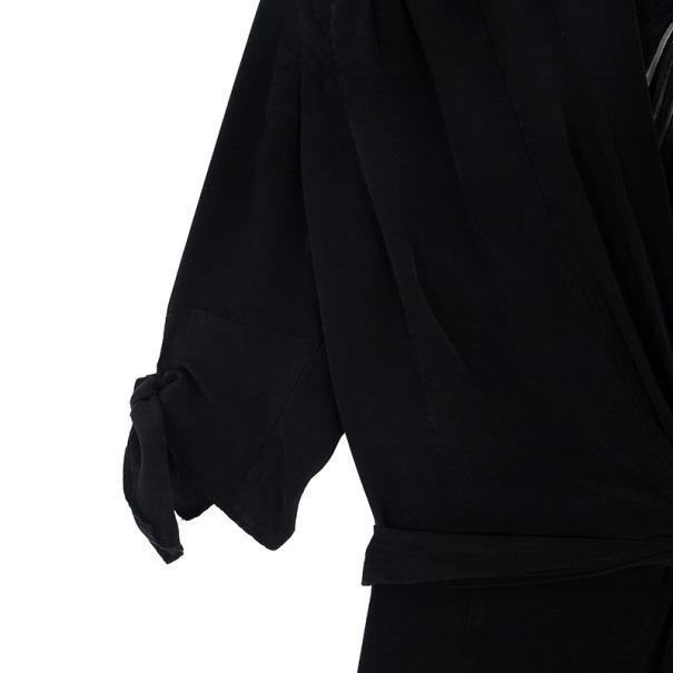Diane Von Furstenberg Corrine Wrap Dress S