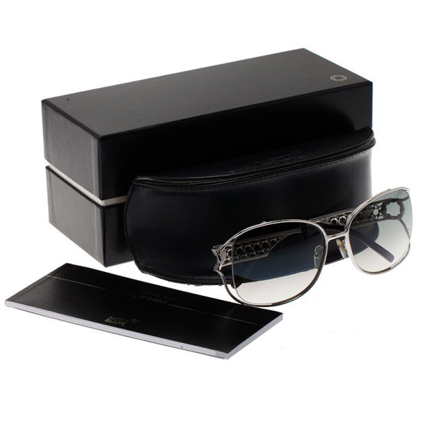 Montblanc Silver MB284S Woman Sunglasses