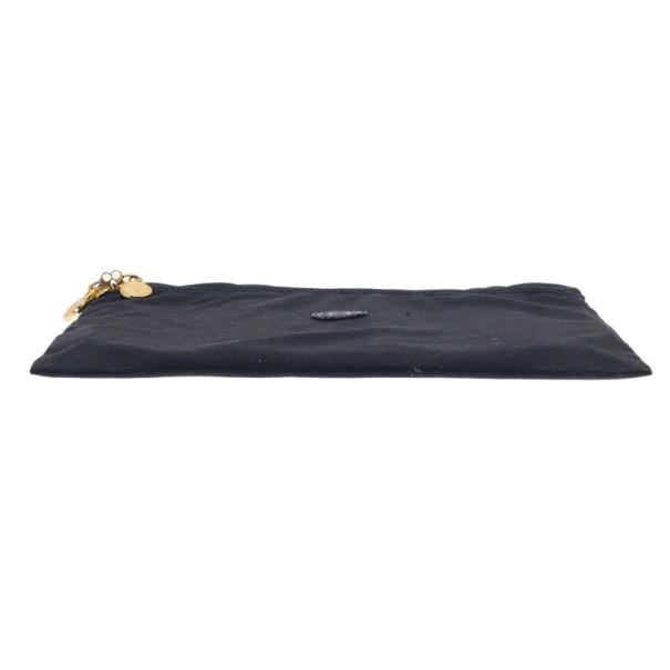 Fendi Black Vintage Pouch