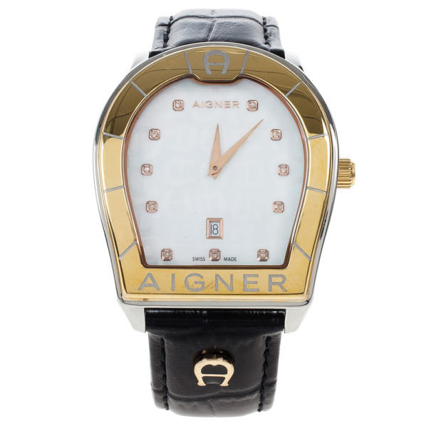 Aigner Verona Stainless Steel Mens WristWatch 30M