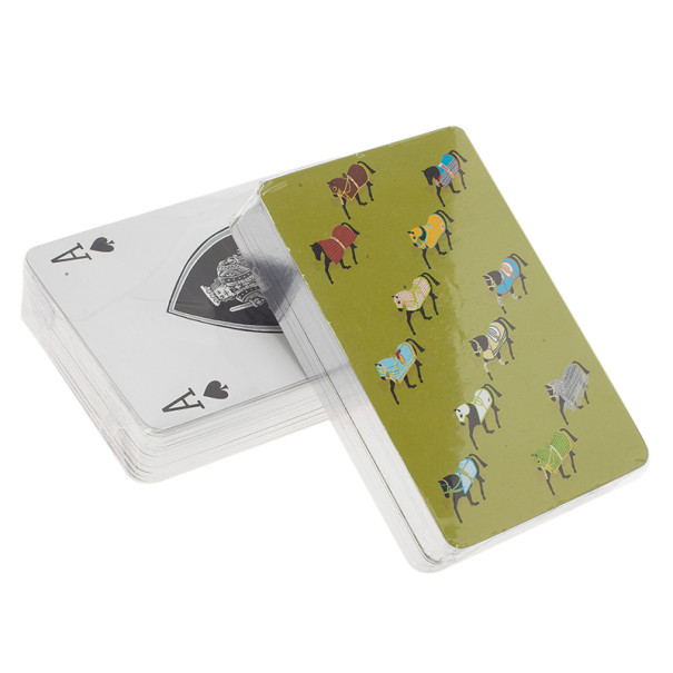 Hermes 2 Deck Playing Cards
