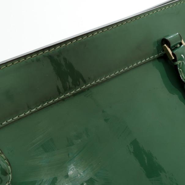 Valentino Garavani Patent Leather Demetra Bag