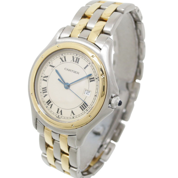 Cartier Panthere Unisex Wristwatch 30MM