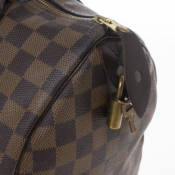 Louis Vuitton Damier Ebene Speedy 30