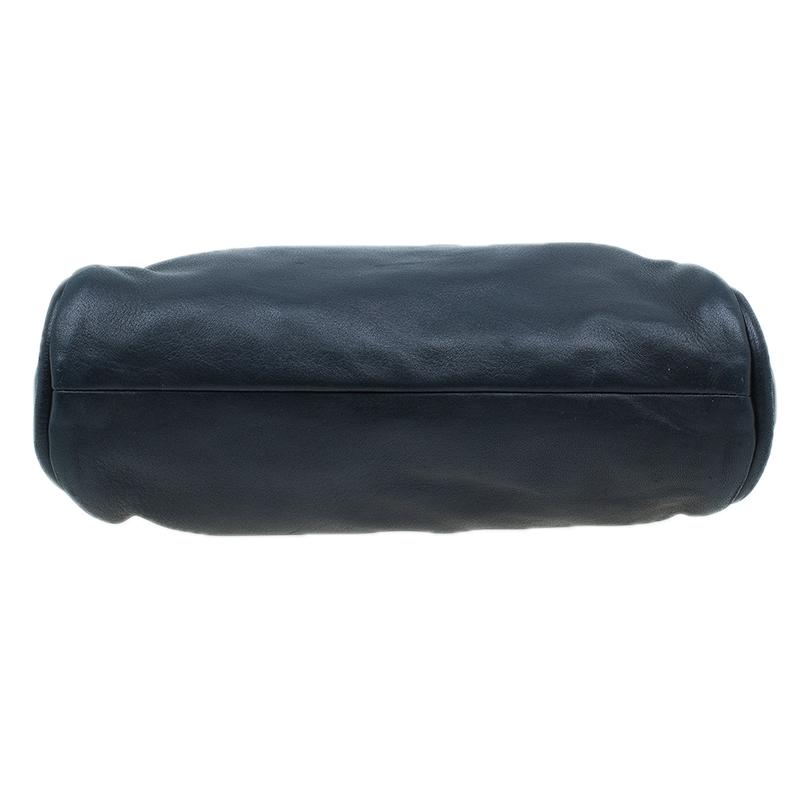 Chanel Black Lambskin Small Ultimate Soft Shoulder Bag