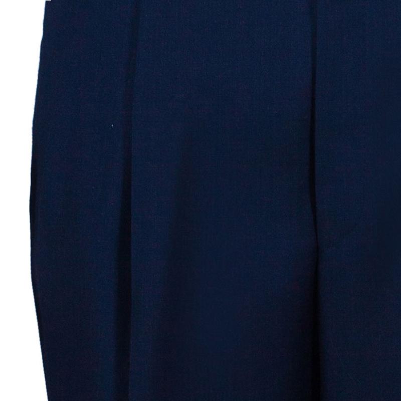 Celine Men's Blue Wool Trouser L