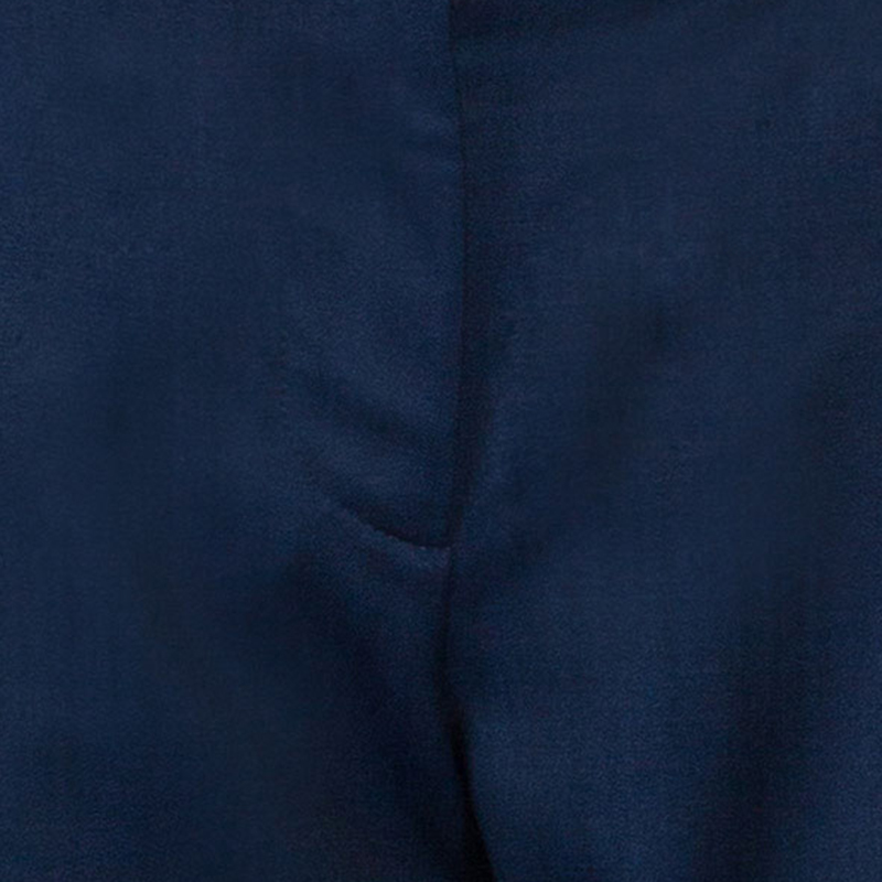 Stella McCartney Blue Tapered Trousers M