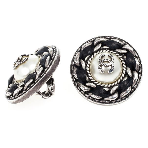 Chanel Pearl Earring