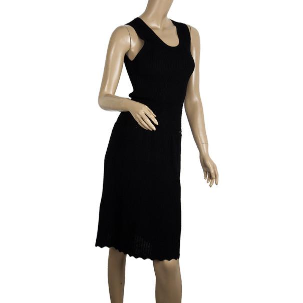 CH Carolina Herrera Stretch Knit Dress M