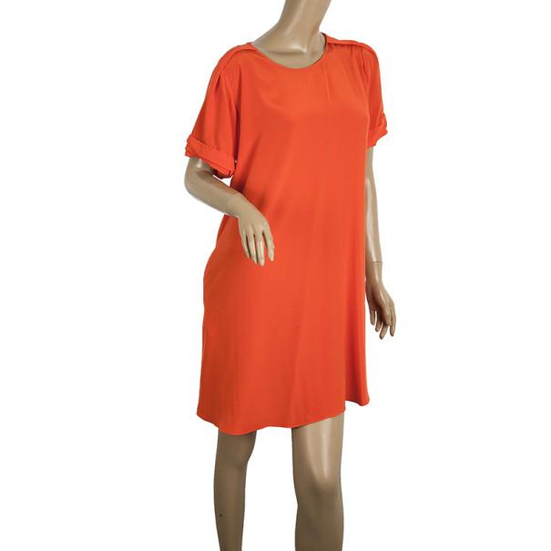 3.1 Phillip Lim Silk Shift Dress S
