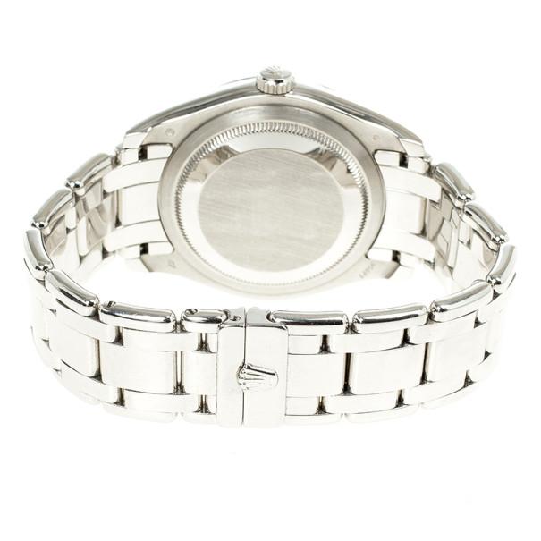 Rolex Day Date Platinum Masterpiece Meteorite Diamond Unisex Wristwatch 39 MM