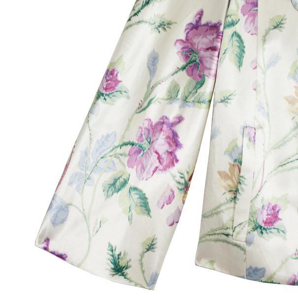 Dior Haute Couture Floral Bolero M