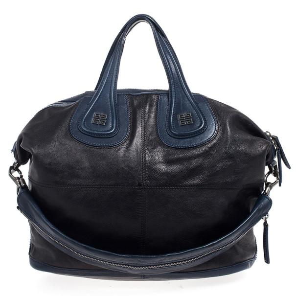 Givenchy Black Nightingale Medium Bag