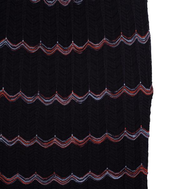 M Missoni Ombre Effect Maxi Dress S
