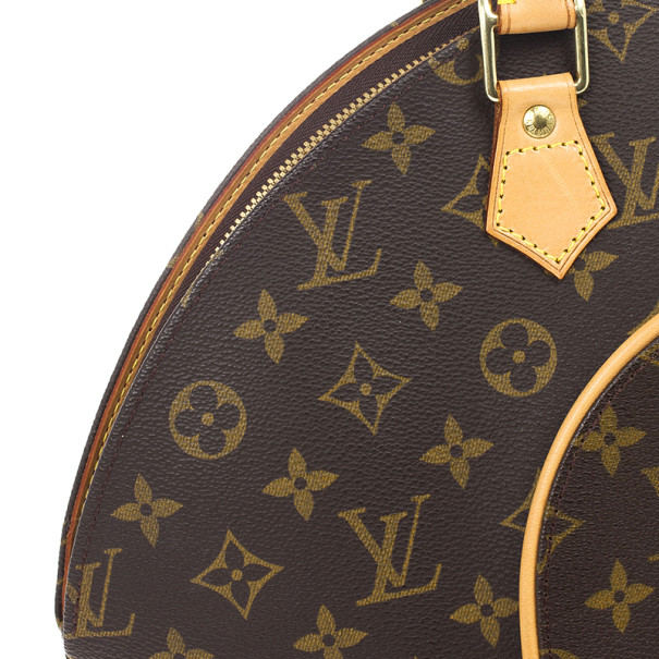 Louis Vuitton Monogram Canvas Ellipse MM