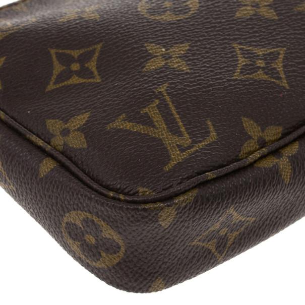 Louis Vuitton Monogram Canvas Pochette Accessoires