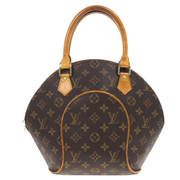 Louis Vuitton Vintage Monogram Canvas Ellipse PM Handbag