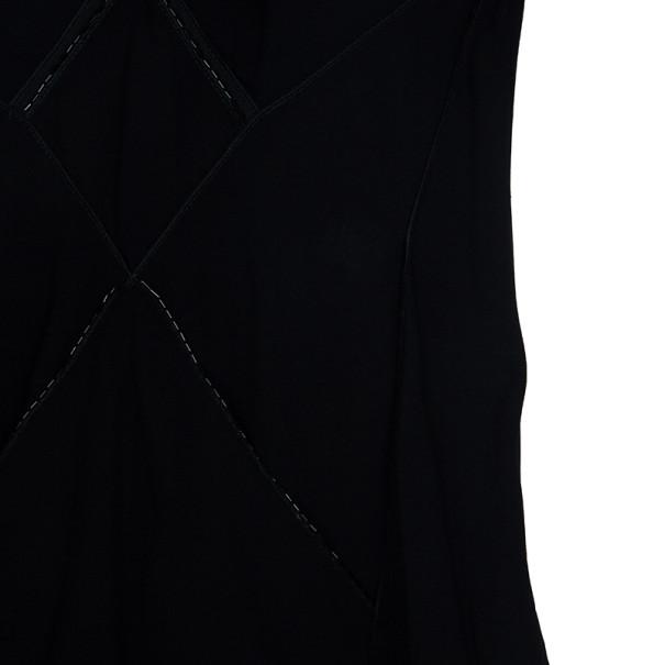 Louis Vuitton Ruffle Patch Dress M