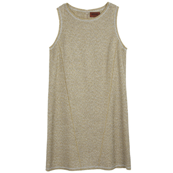 Missoni Metallic Dress Suit S