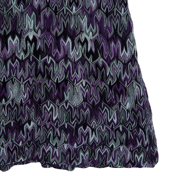 Missoni Empire Waist Scoop Back Dress S