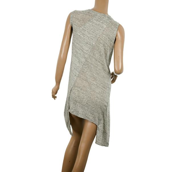Balenciaga Overlapping T-Shirt Dress XS