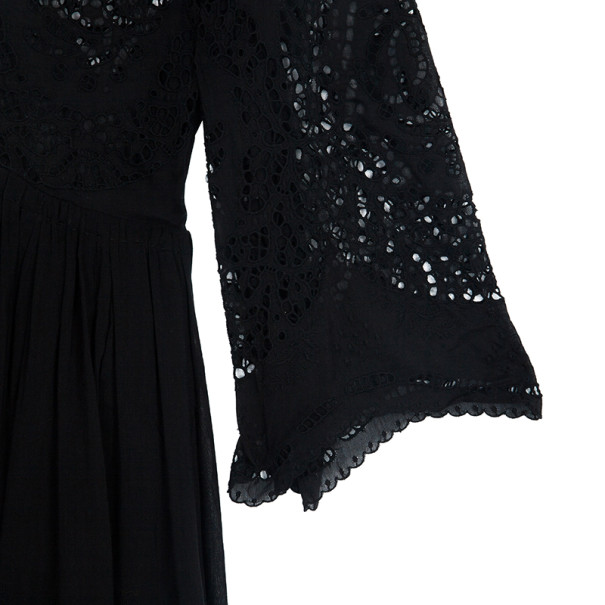 Stella McCartney Empire Lace Dress S